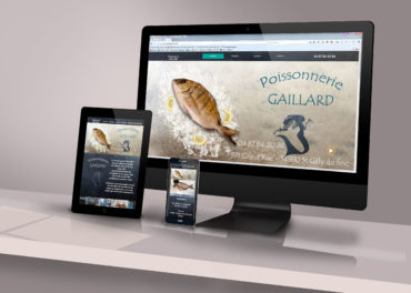 site web poissonnerie Gaillard